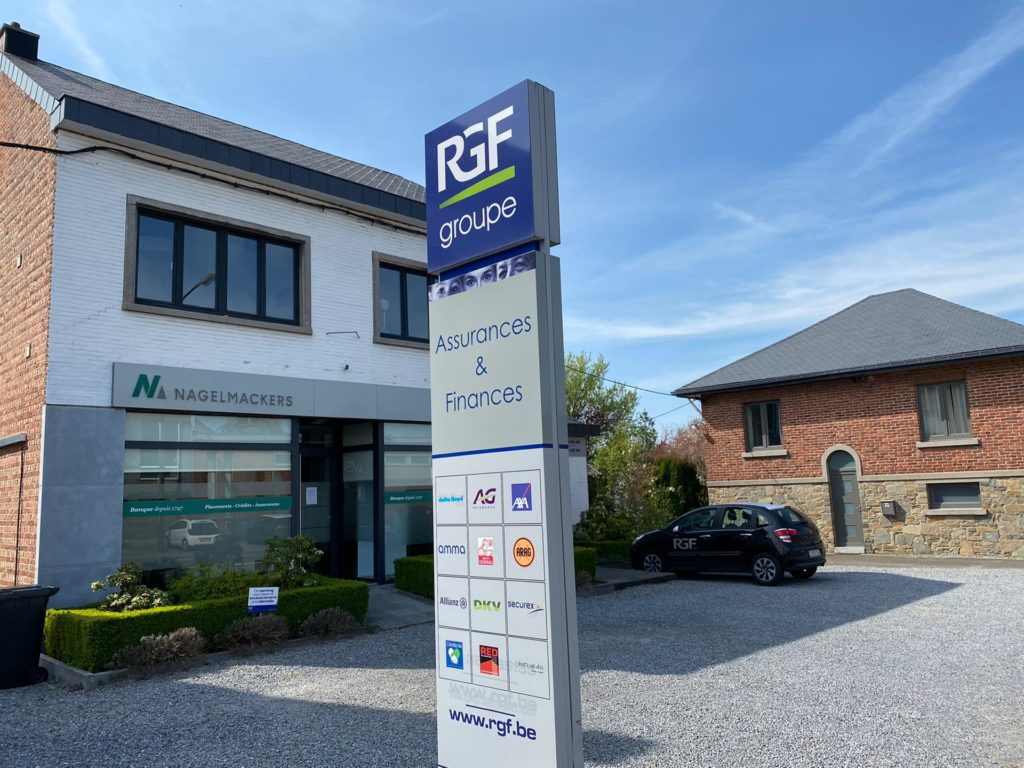 Courtier en assurances à Beaufays - RGF Group